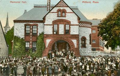 Mill Memorial Hall